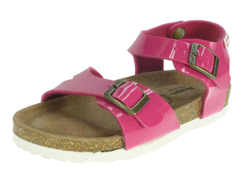 Sandals for girls, beppi, loar shoes