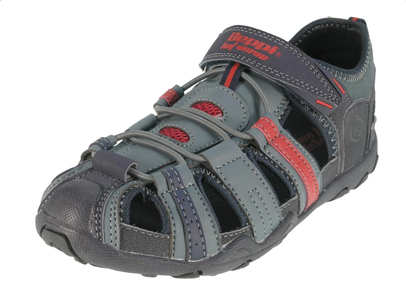 boys closed toe sandals