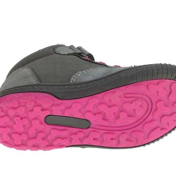 Grey infant girl winter boot - 2145690 Main