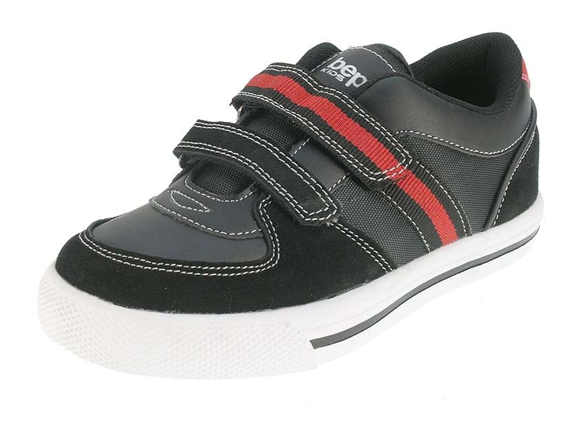 Black Velcro Plimsolls choose from Size 10 11 12 13 13.5 1 2 2.5