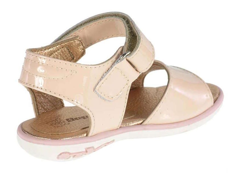 Pink summer sandals for girls