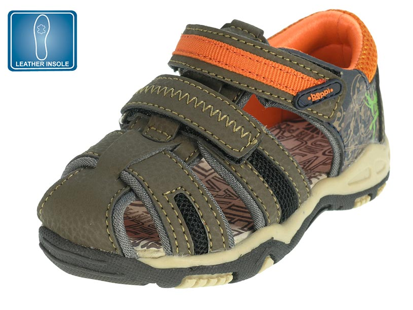 Baby Boy Sandals Infant Shoe Size 7.5 | Beppi Shoes | Loar ...