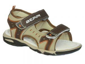 oys Brown Summer Sandals Toddler Infant Size 11 13 2 2.5 Beppi Shoes