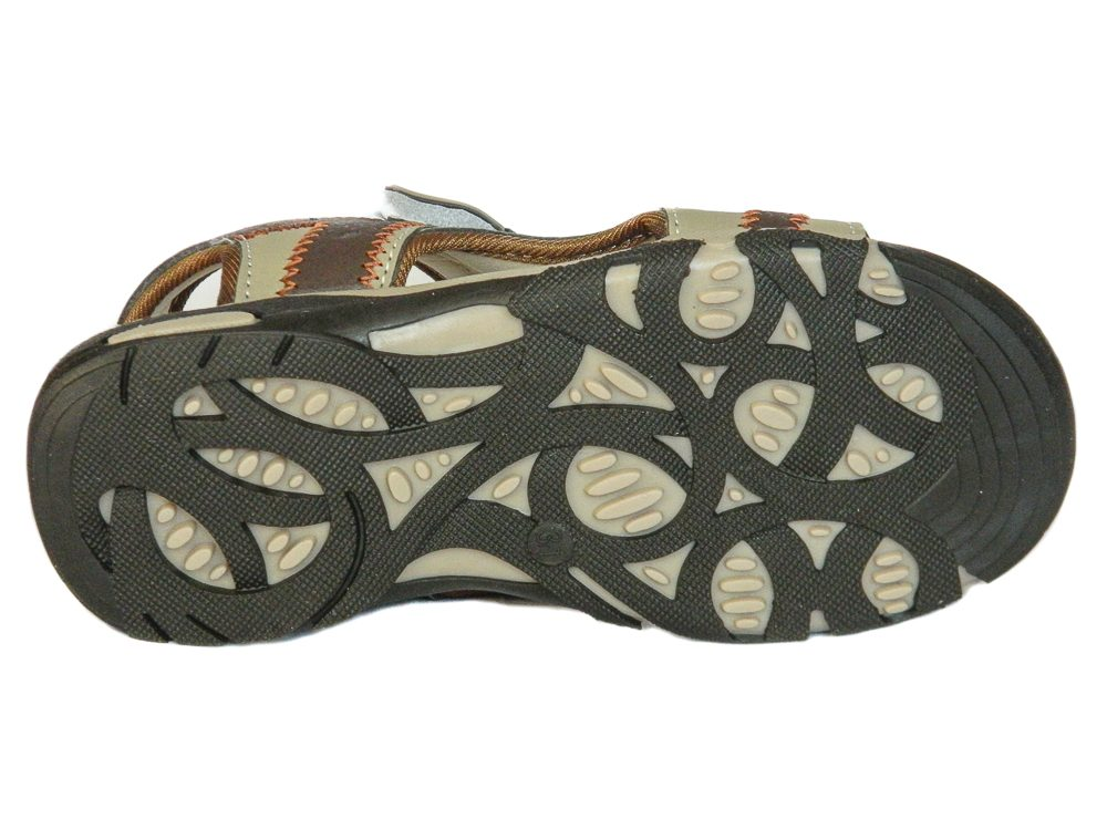 boys brown sandals
