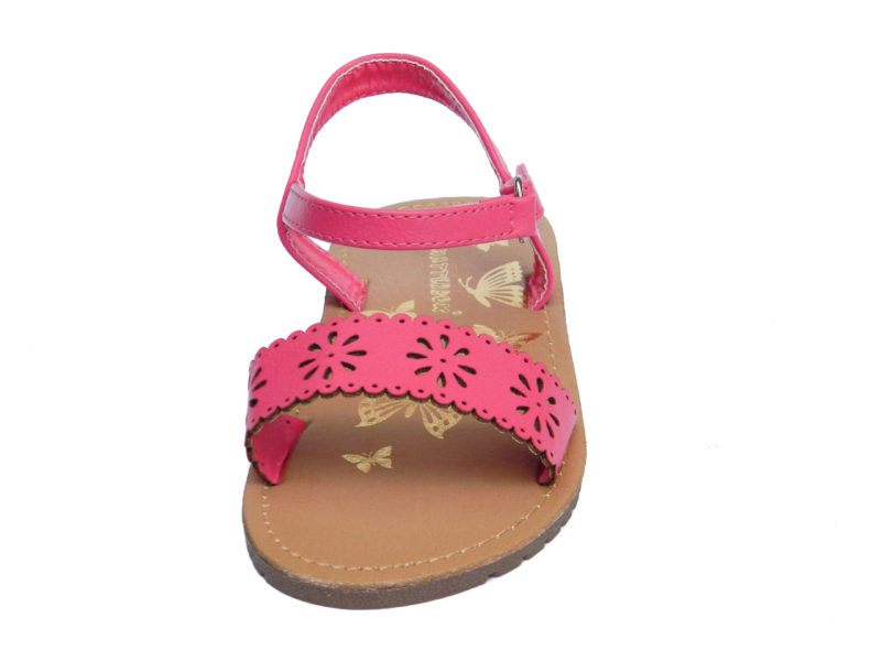 Girls Pink Summer Sandals by Chatterbox