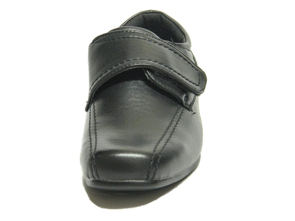 Baby Boy Dress shoes Slip On Formal Shoes size 4 5 6 7 8 9 New Black  Toddler