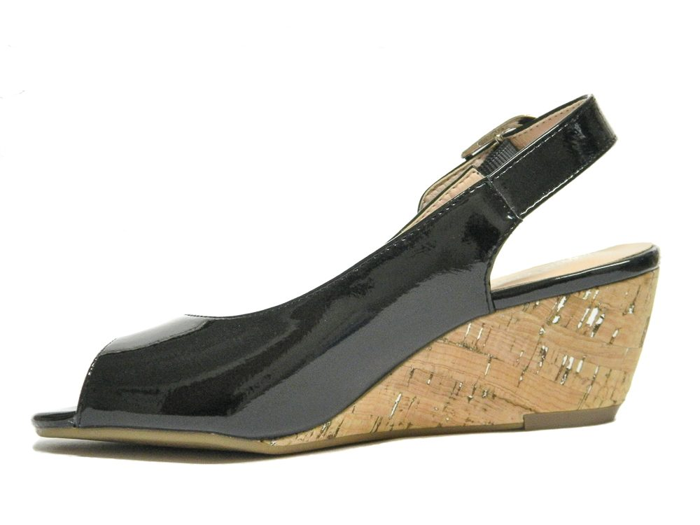 Women Wide fit Wedge Sandals UK Size
