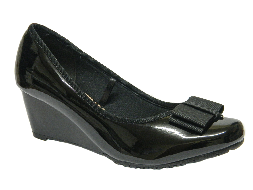 Women Wide fit Wedge Shoes UK Size 3